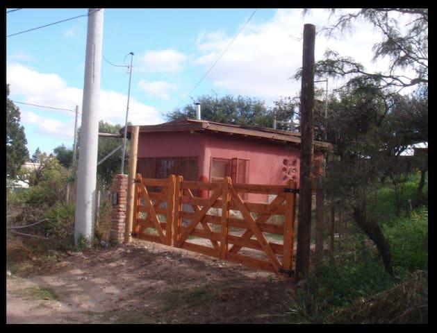 Casa mirando al Uritorco y a unos pasos del río - Capilla del Monte