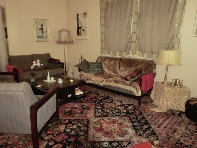 Privatzimmer in Brufut /Seeseite 8 Gehmin.zum Meer - Brufut - Wohnung