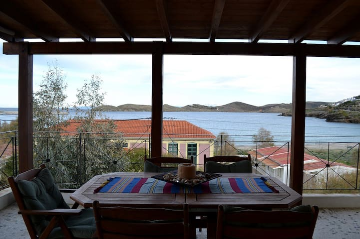 Kea Traditional Home Maisonette - Korissia
