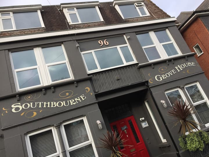 The Southbourne Grove Hotel