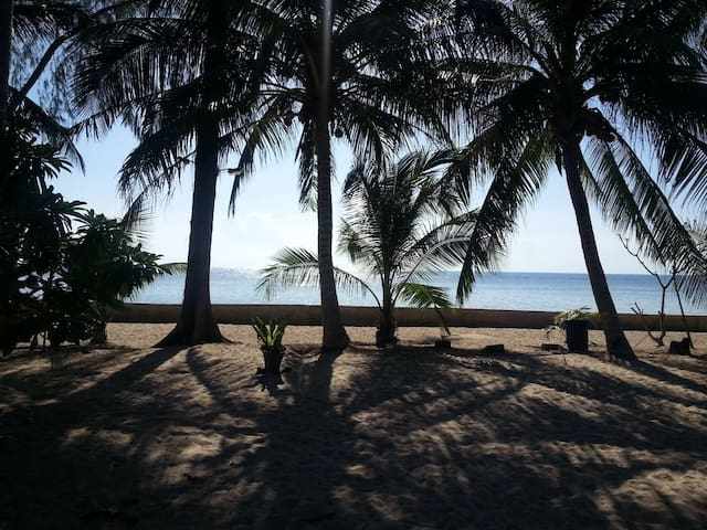 Beach front 2bedrooms  house - Srithanu  - Casa