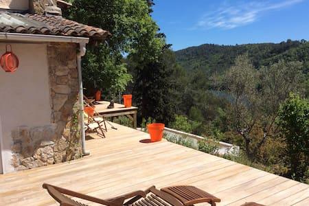 Villa Tess NATURE RIVIERA QUITE golf BARBAROUX - Carcès - Huvila