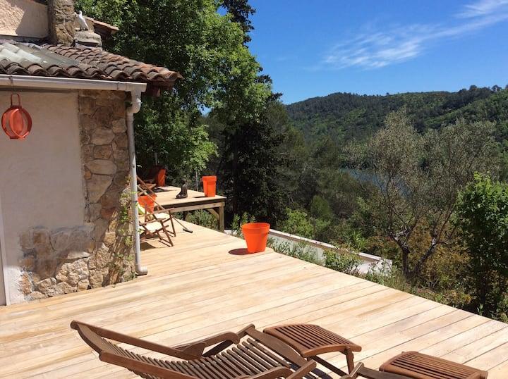 Villa TESS PROVENCEparNATURE CARCÈS