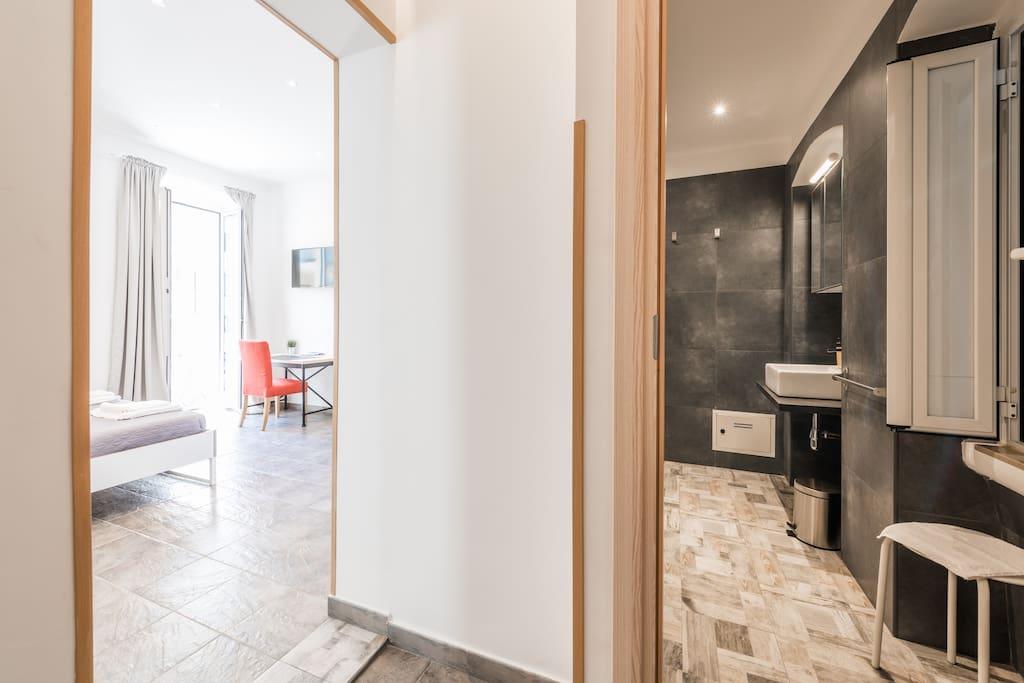 Dant S Exclusive Apartment Bari Central Studio