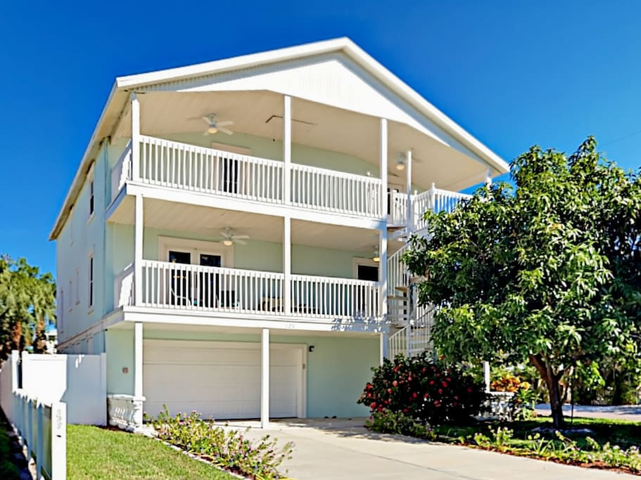 This property is professionally maintained and managed by TurnKey Vacation Rentals.