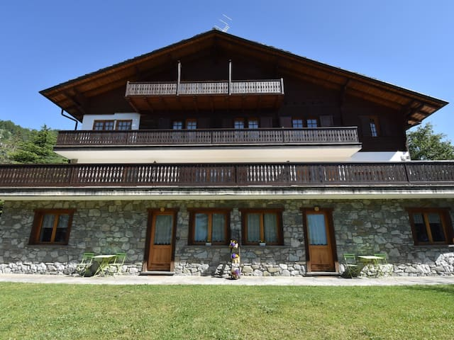Holiday apartment Marmotte in Sarre