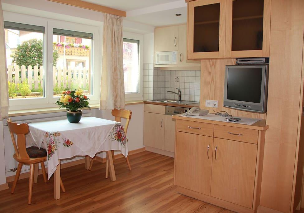 Villa trieste apt 5 appartamenti in affitto a corvara in - Azienda di soggiorno corvara ...