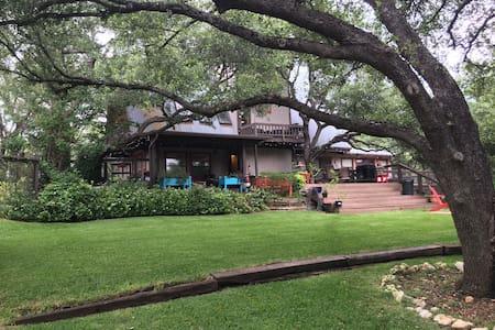 Lakeland Lodge, Best of Boat Worlds - Austin - Hus
