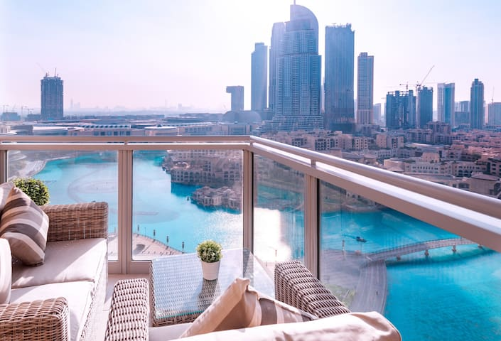 Elite Royal Suit | 3BR | Full Burj Khalifa view