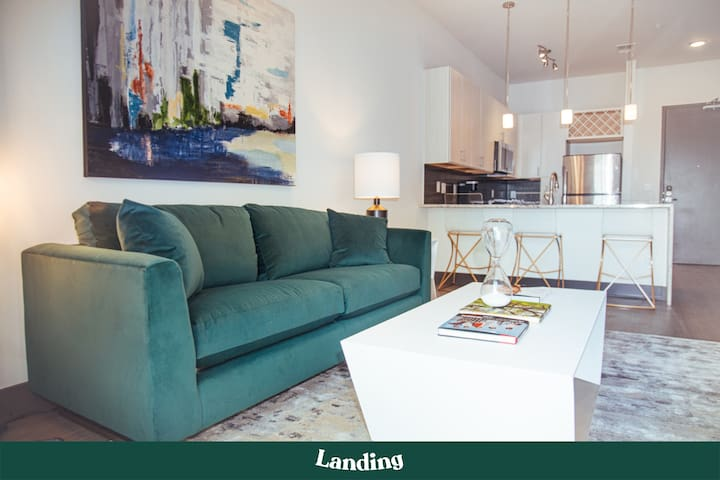 Landing | Luxury APT in Southside, near UAB!