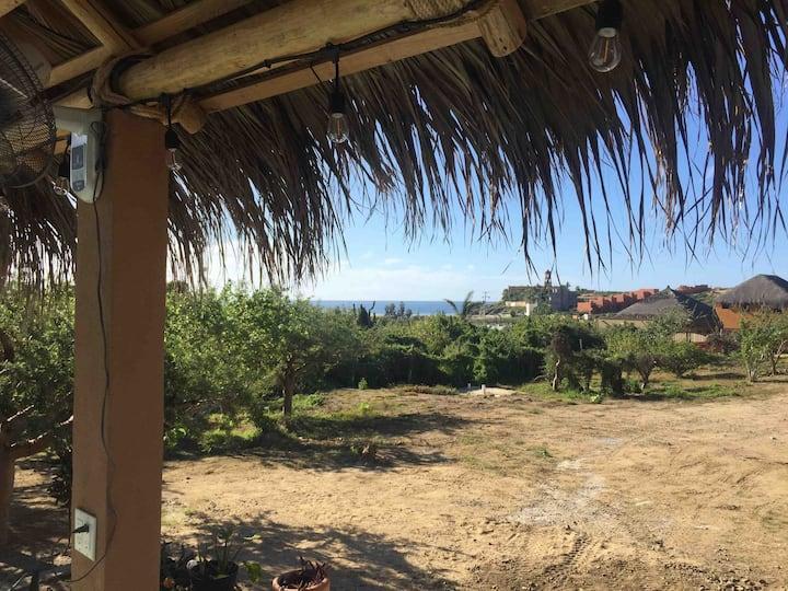 CERRITOS BEACH PALACE WALK TO SURF SPOT