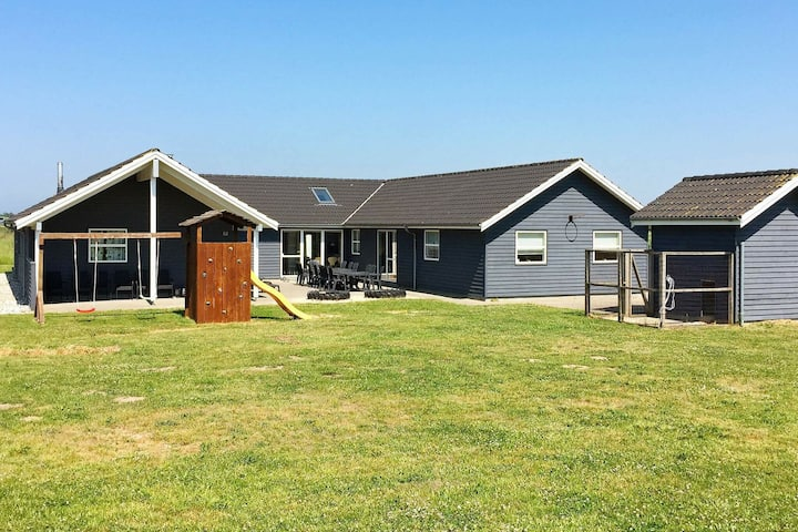 Exclusive Holiday Home in Lokken Denmark with Pool