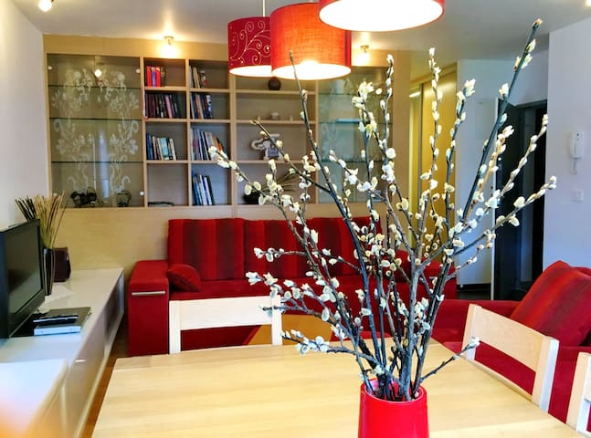 Appartment Happy place - Bohinjska Bistrica - Apartemen