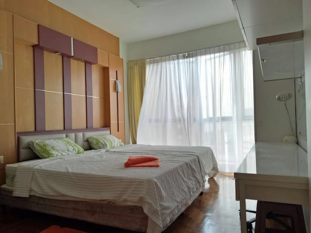 Master Bedroom High Floor - Singapur - Wohnung