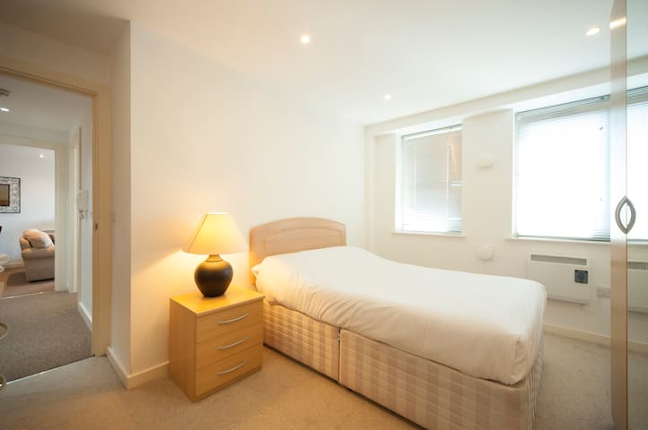 Vibrant City Centre Two Bed / Two bath Apartment