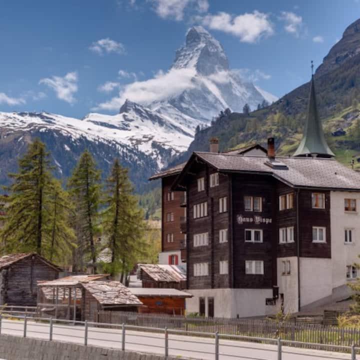 Matterhorn Holidays in Zermatt