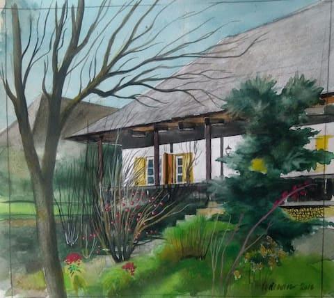 Pintea Cottage - Bucovina
