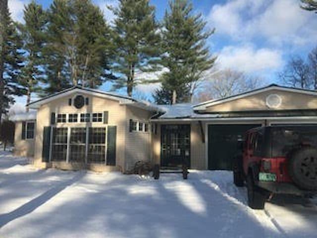 Vermont Sugar House Lodge - the North East Kingdom