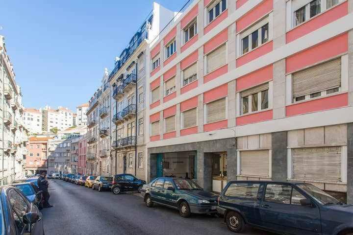 Apartment in the Graça area, in Lisbon