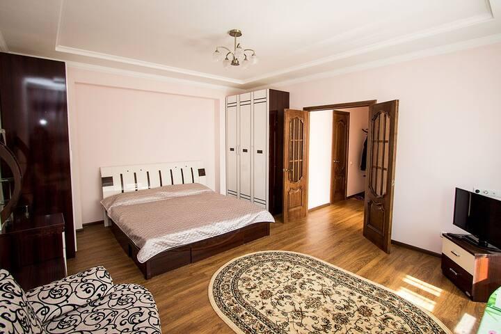 1 комн. квартира в центре нового города ЖК Сармат - Astana