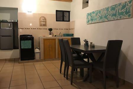 Centro de la ciudad - Bonito apartamento