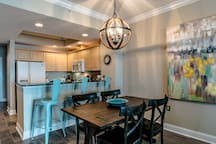 Dining Room& Bar Seating