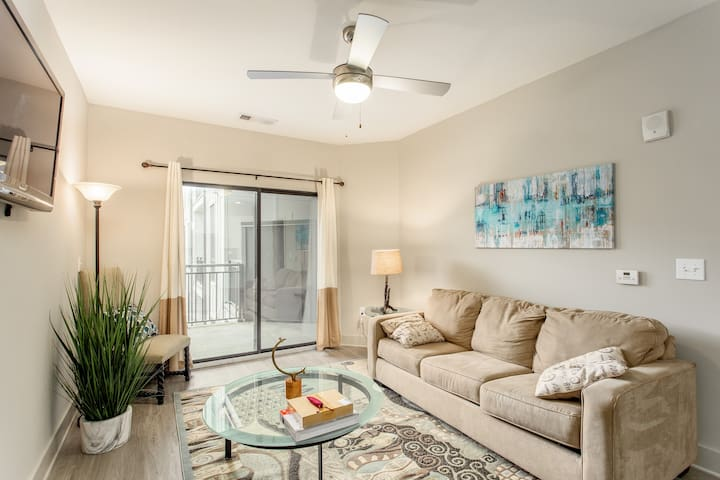 Luxury Apartment located  in the Heart of Atlanta
