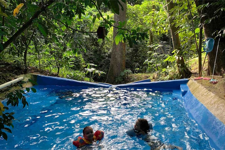 Finca Figueroa, surrounded by nature