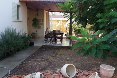 House Tavor Landscape Terrace - Kfar Kisch - House
