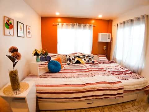 Tala Apartment 6 w/ wifi & free airport pickup
