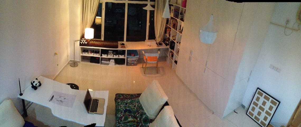 Designer's Loft in Futian - Shenzhen - Daire