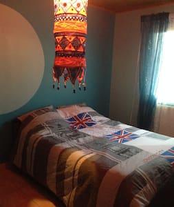 Chambre de notre fille étudiante - Barraux - Casa