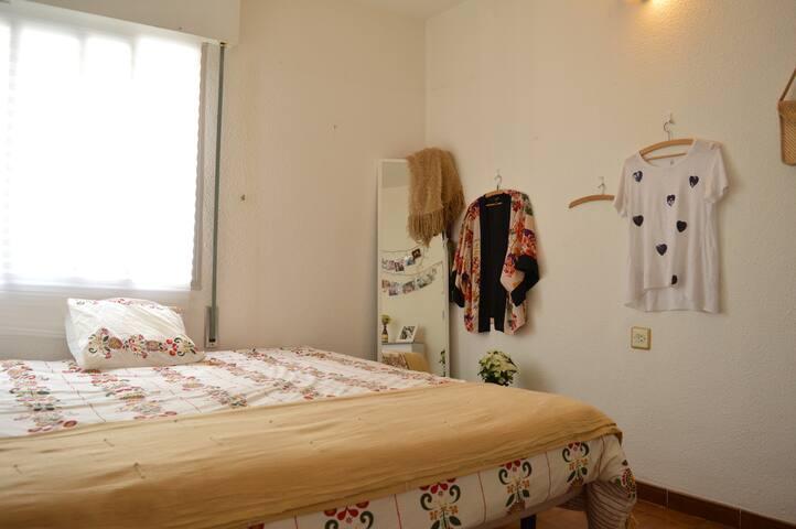 Acogedora habitación en S/C de La Palma. - Santa Cruz de la Palma - Apartamento