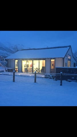 Glenorchy luxury cottage - Glenorchy - Casa
