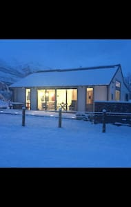Glenorchy luxury cottage - Glenorchy - Huis