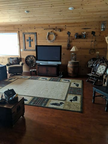 The Old Western Loft