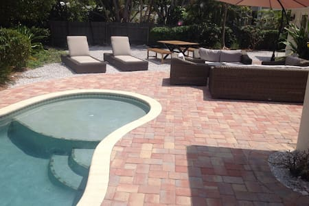 C-view Florida, Dock/Heated Pool - Anna Maria