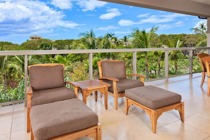 Ho'Olei at Grand Wailea - Garden Three Bedroom