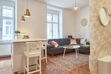 City Center Chic Apartment