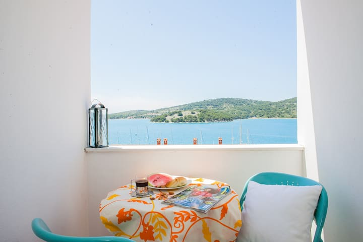 """Seaview"" Apartment Tisno - Stretto - Appartamento"