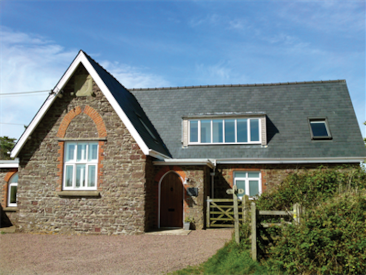 The Old School in Marloes, Pembrokeshire