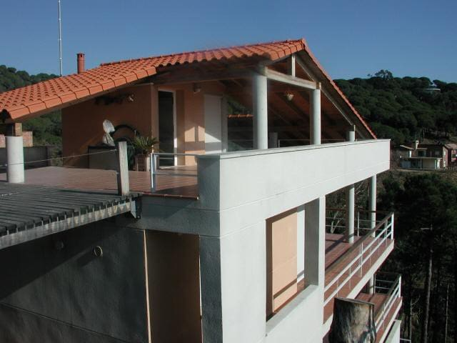 Lovely house in seaview! - Canet de Mar - House