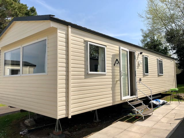 Holiday home rental at Haven, Rockley Park Poole