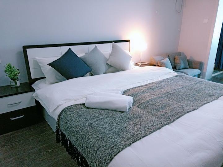 【西湖清晨】河坊街旁,西湖景区,舒適大床,每一段旅途都是一個故事