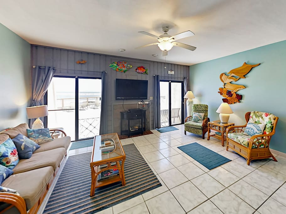 Welcome to St. Augustine! Your rental is professionally managed by TurnKey Vacation Rentals.