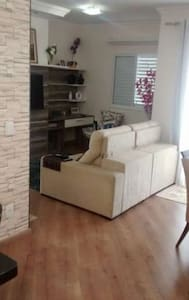 Nice apartment in a nice area - Osasco