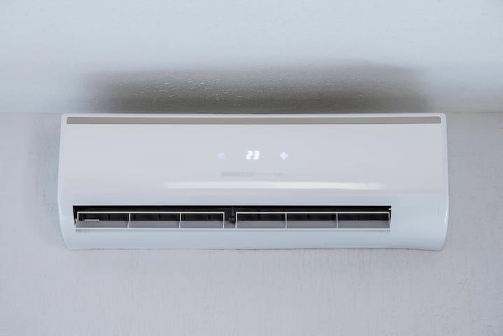 Aire acondicionado / Air conditioning
