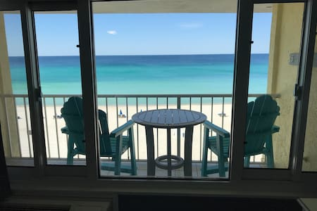 Gulf Breeze - #508 Private Balcony, Beach Front