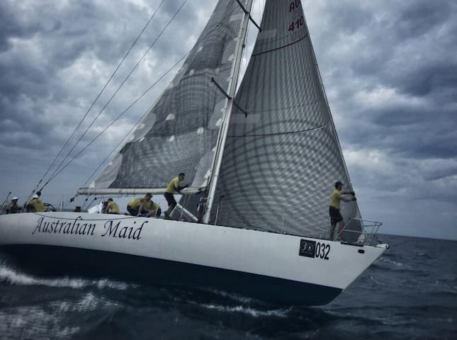 55ft Racing Yacht for Island Hopping Charters - ภูเก็ต - เรือ