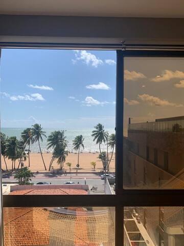 Flat novo a beira mar de Cabo Branco